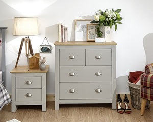GFW Lancaster 2 + 2 Drawer Chest-Better Bed Company