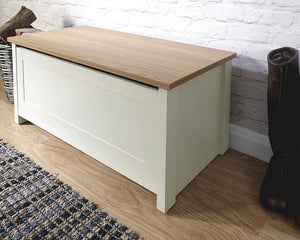 GFW Lancaster Ottoman Storage Bench-Better Bed Company