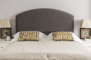 Swanglen Monaco Floor Standing Headboard-Swanglen-3ft Single-Gem Slate-Better Bed Company