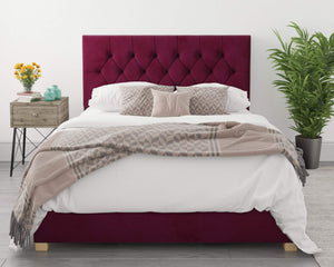 Better Finchen Berry Ottoman Bed-Better Bed Company