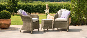 Maze Rattan Winchester 3pc Lounge Set-Better Bed Company