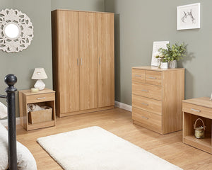 GFW Panama 4 Piece Bedroom Set-Better Bed Company