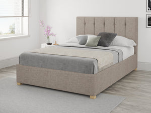 Better Rosie Mineral Ottoman Bed-Ottoman Beds-Better Bed Company-Single-Better Bed Company