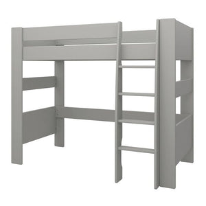 Steens Memphis Grey High Sleeper-Better Bed Company