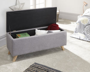 GFW Secreto Ottoman Storage Unit-Better Bed Company