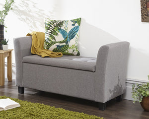 GFW Verona Fabric Window Seat-Better Bed Company