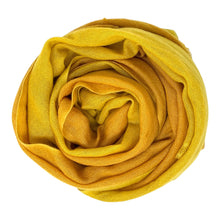 Load image into Gallery viewer, Cashmere Duo Orange Scarf