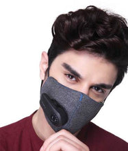 Load image into Gallery viewer, Anti-dust PP Fiber Face Mouth Masks PM2.5 Filter Mouth Cover for Men and Women