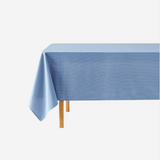 Minimalist  Square Solid Polyester Tablecloth for Wedding Restaurant Party Home Tablecloth