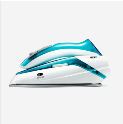 Mini Travel Foldable Steam Portable Iron Steamer Dry Iron  with Heat-resistant