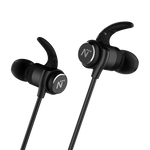 Bluetooth Wireless Headphones,In-ear Earphones w/Mic IPX4 Waterproof HiFi Stereo Earbuds for Sport Gym 10 Hours Playtime