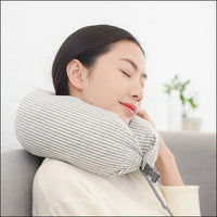 Skin-friendly Soft And Breathable Removable And Washable Multi-function Neck Pillow