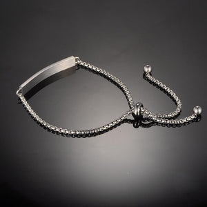 Customize Engrave Bracelet