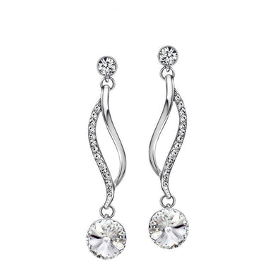 Chandelier Austrian Earrings