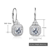 Load image into Gallery viewer, Cubic Zirconia Earrings