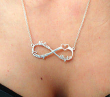Load image into Gallery viewer, Love to Infinity Pendant