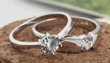 Load image into Gallery viewer, Engagement-Promise Rings