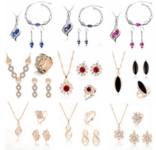 Load image into Gallery viewer, 3 Elegant luxury Jewelry Sets - Subscription