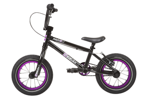 "Fit Misfit 12"" BMX (Black/Purple)"