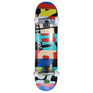 "Almost Rugby Resin Complete Skateboard (7.375"")"