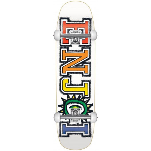 "Enjoi What's The Deal Cruiser Complete Skateboard (8.5"")"