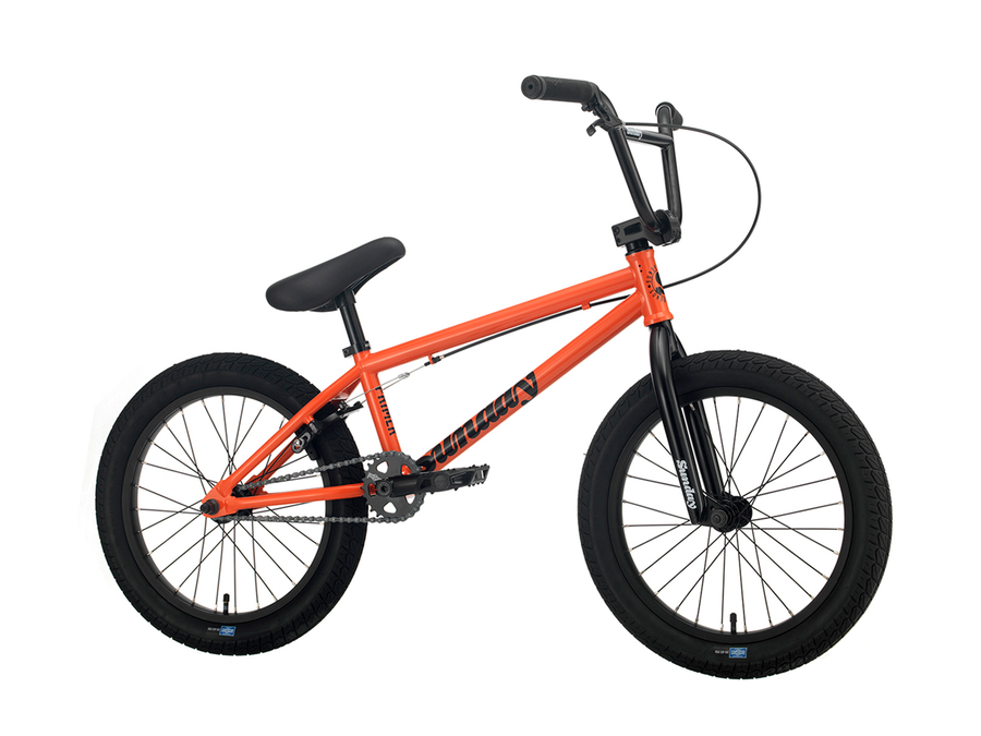 "Sunday Primer 18"" BMX (Gloss Red) Pre-Order"
