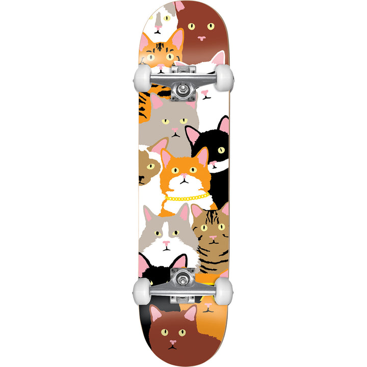 "Enjoi Litter Box Pastel Complete Skateboard - 8"" x 31.6"""