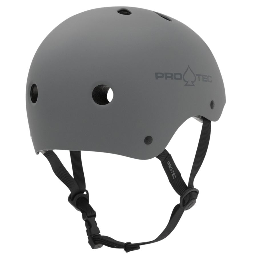 Protec - Classic Certified  (Matte Grey)