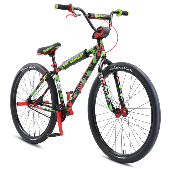 "SE Bikes Big Ripper 29"" Bike (D-Blocks Camo)"