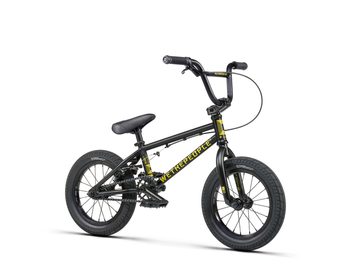 "WeThePeople Riot 14"" BMX (Black)"