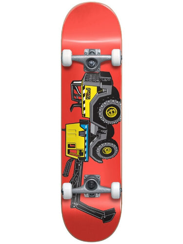 Blind Truck First Push Youth Soft Top Micro Complete Skateboard (6.5