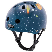 Load image into Gallery viewer, Baby Nutty Nutcase Helmet - Space