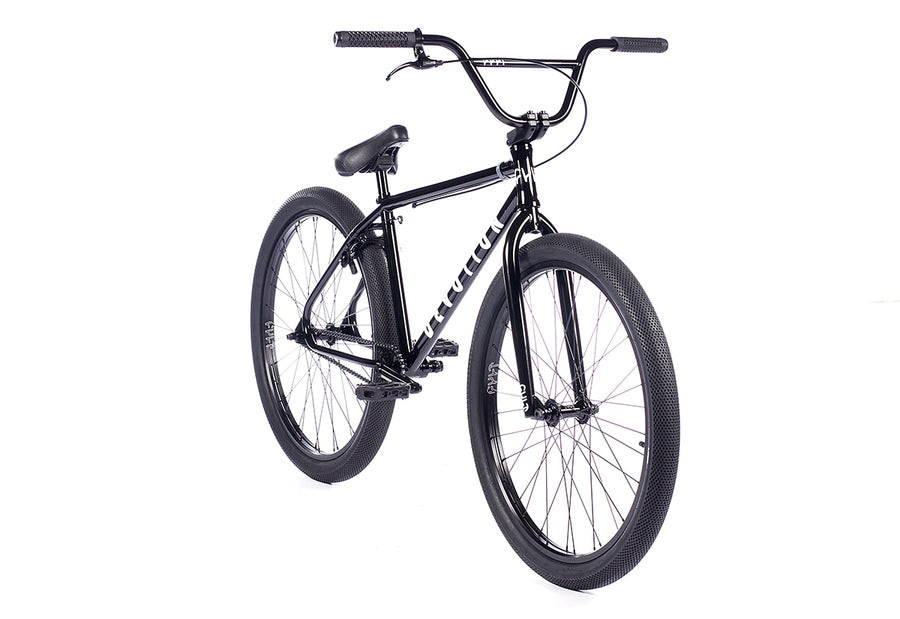 "Cult Devotion 26"" Complete Bike (Flat Black)"