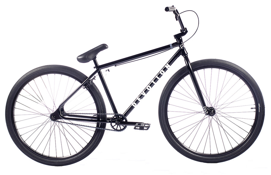 "Cult Devotion 29"" Complete Bike (Flat Black)"