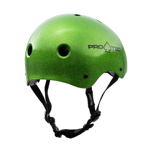 Protec - Classic Certified  (Candy Green Flake)