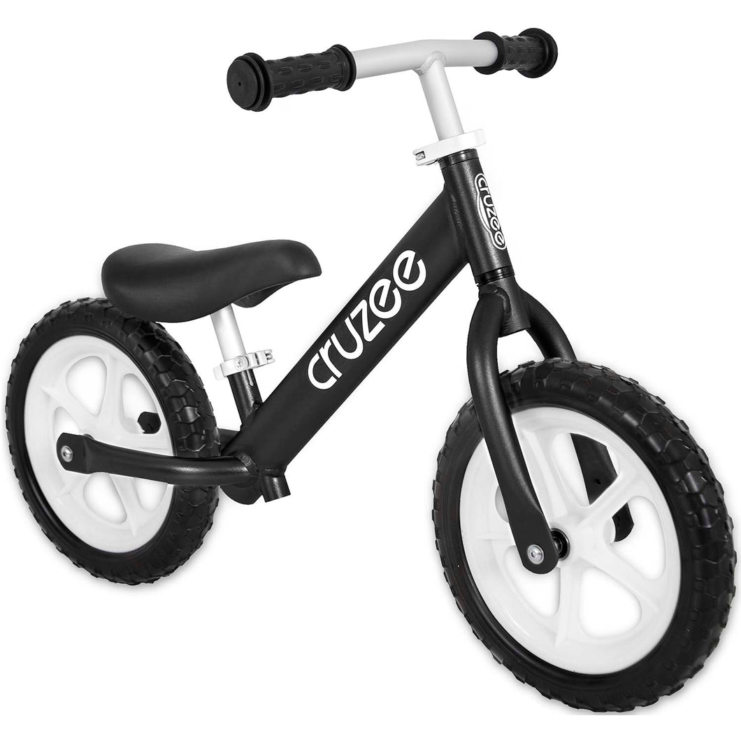 Cruzee UltraLite Balance Bike - Black