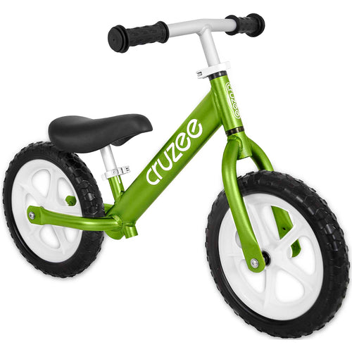 Cruzee UltraLite Balance Bike - Green