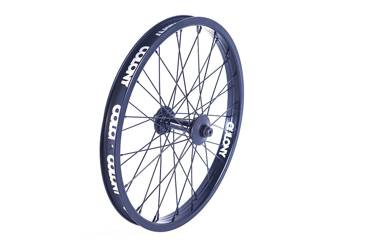 Colony Pintour Front BMX Wheel (Black)