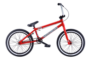 "2019 18"" Forgotten BMX Misfit Gloss Red"