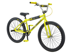 "GT Pro Series Heritage 26"" Bike (Yellow)"