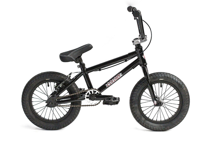 "Colony Horizon 14"" Micro Freestyle BMX (Black)"