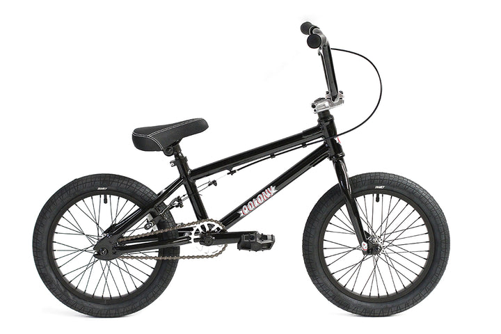 "Colony Horizon 16"" Micro Freestyle BMX (Black)"