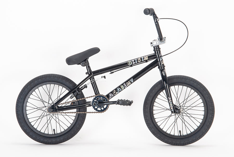 "Academy Origin 16"" BMX (Black)"