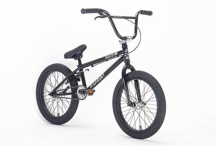 "Academy Origin 18"" BMX (Black)"