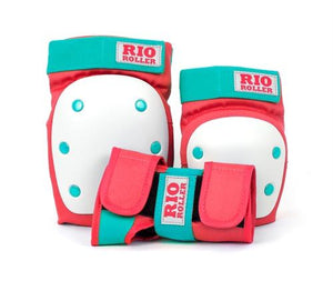 Rio Roller - Triple Pad Set (Mint Red)