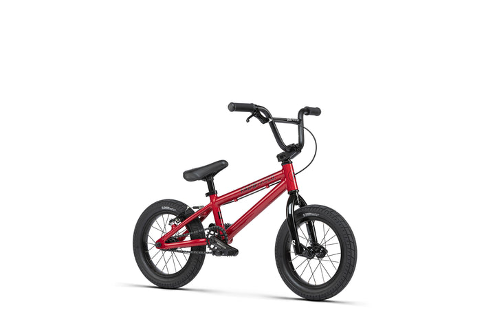 "Radio Dice 14"" BMX (Red)"