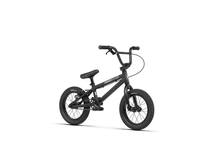 "Radio Dice 14"" BMX (Black)"
