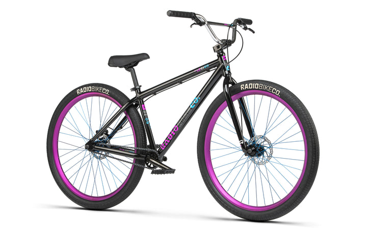 "Radio Legion 29"" BMX (Black)"