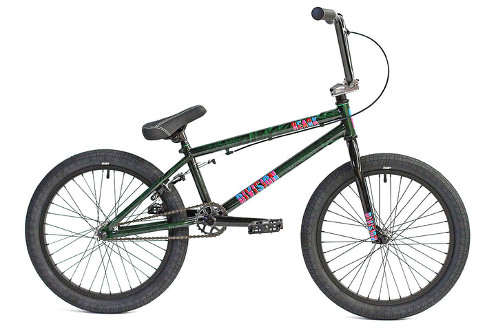 "Division Reark 20"" BMX (Crackle Green)"