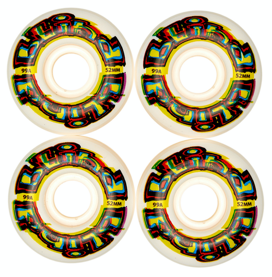 Blind Glitch 52mm Wheels (Yellow)